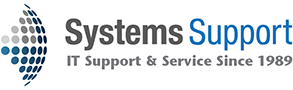 Systems Support | IT Services & Support for Plymouth Logo
